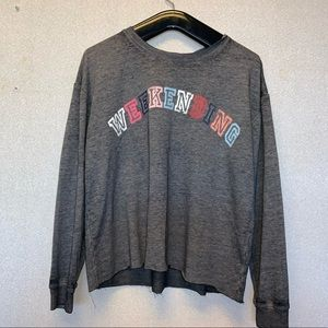 C&C: Weekending Sweatshirt